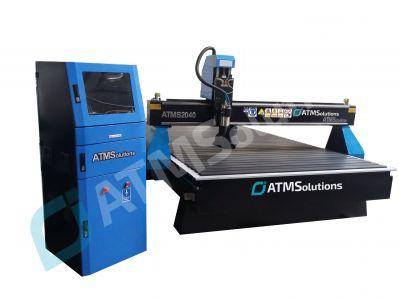 Frezarka ATMSolutions! Zautomatyzuj swoją produkcję!