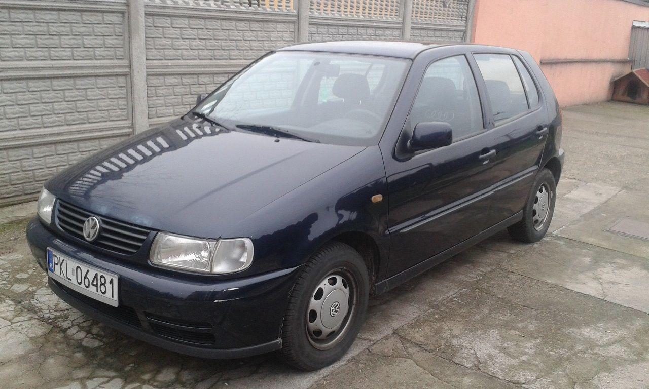 VW Polo poj.1.4 benzyna 60KM , rok.prod. 1998