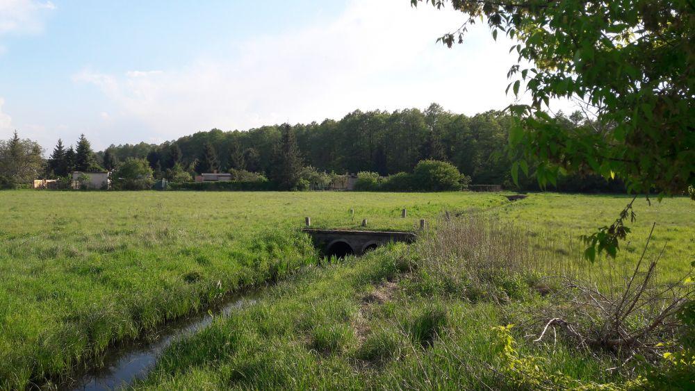 Działka rybnica  bud. 1308m2