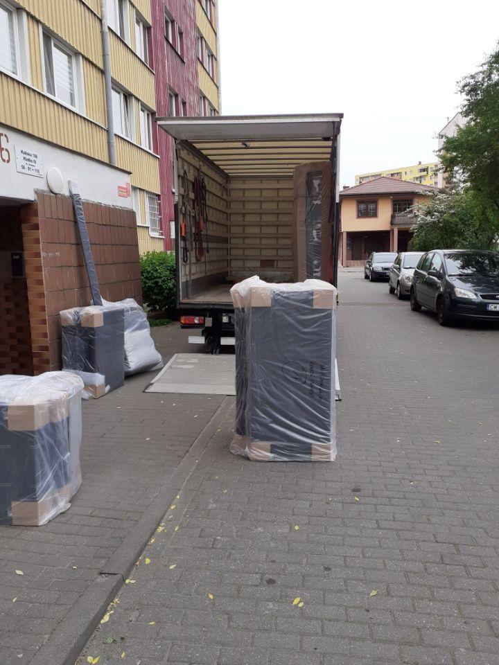 Bagażówki Włocławek 60 zł h.