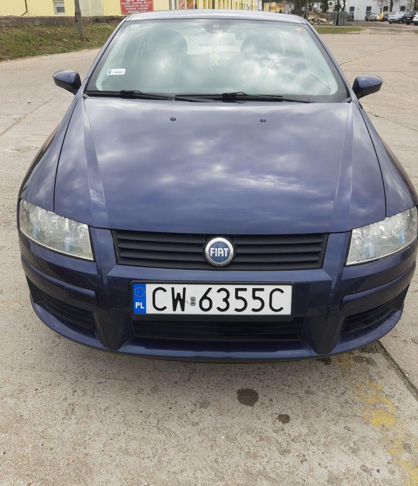 Fiat stilo 2002r