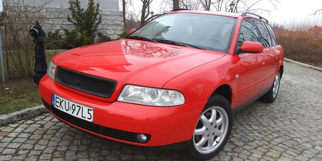 Audi A4 1,6 GAZ LIFT