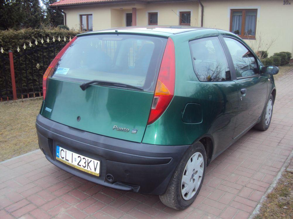 Punto II 2001 LPG