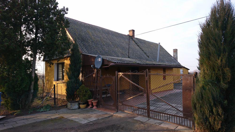 Sprzedam dom 100m2 Kościelna Wieś, Sęczkowo