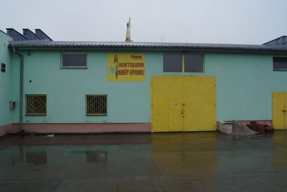 Posiadam do wynajęcia halę przemysłową o pow. 228m2 we Włocławku na oś. Kazimierz Wielkiego przy ul. Zielnej