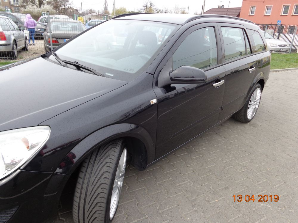 Opel Astra 3 1,9 150KM 2007r.