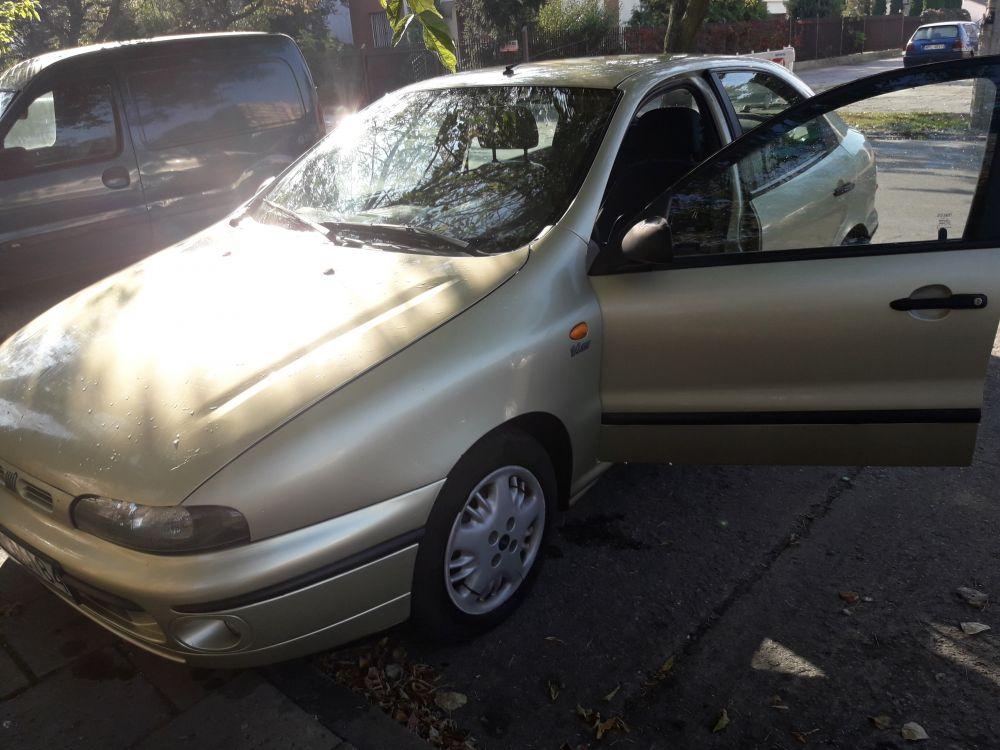 Fiat Brava 1,4 12V 97r.,  2100zł do negocjacji