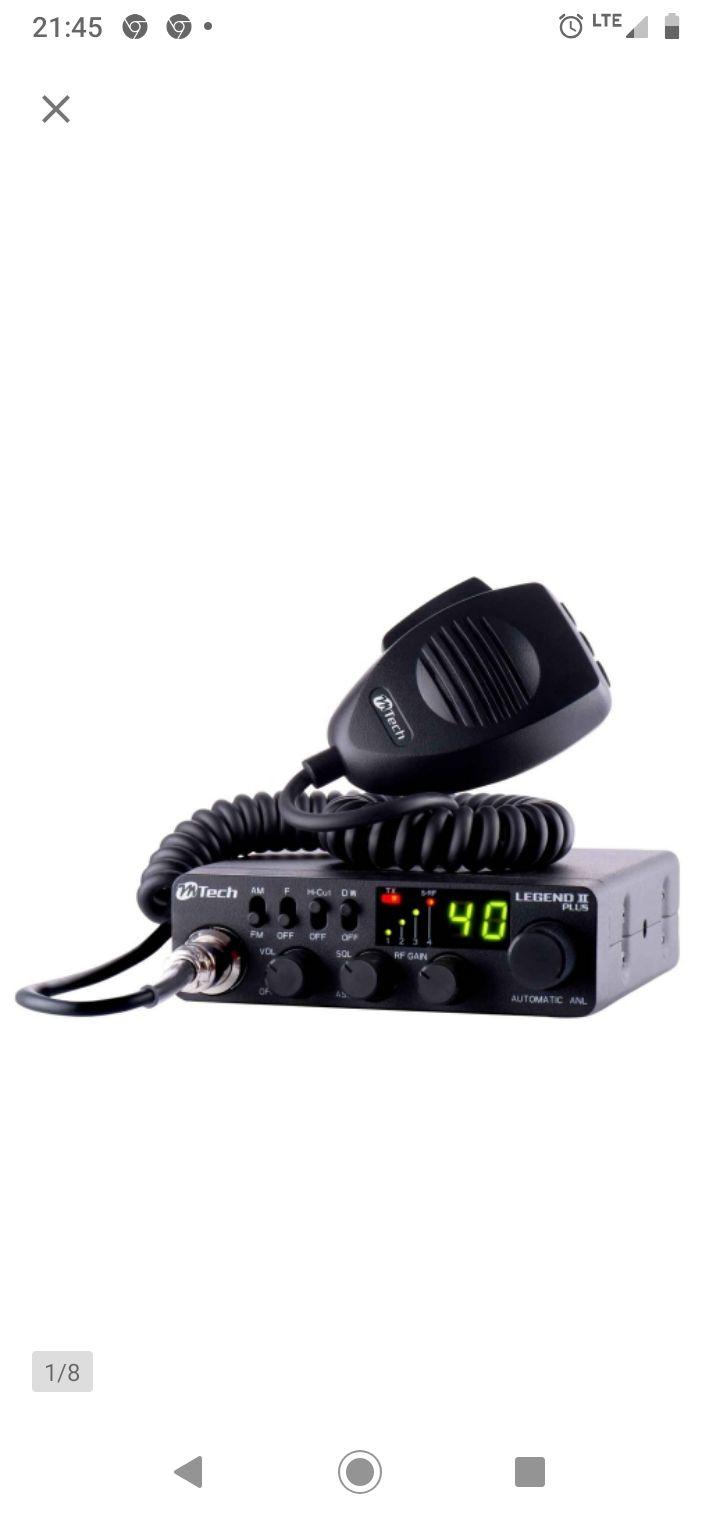 Sprzedam CB radio.