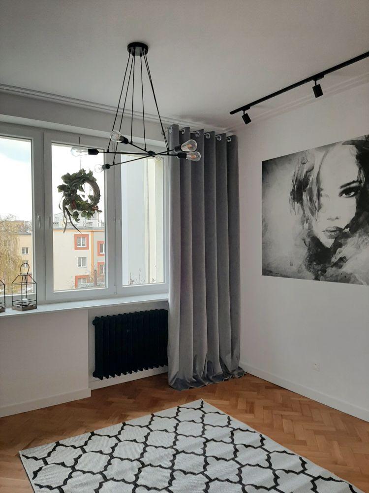 Eleganckie mieszkanie - kominek, parkiet 52m2