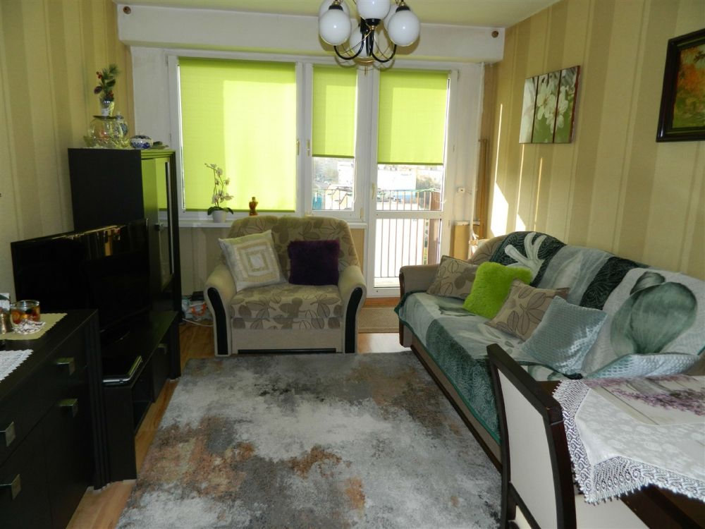Mieszkanie 2 pokojowe, 39m,  8p, przy ul. Toruńskiej.
