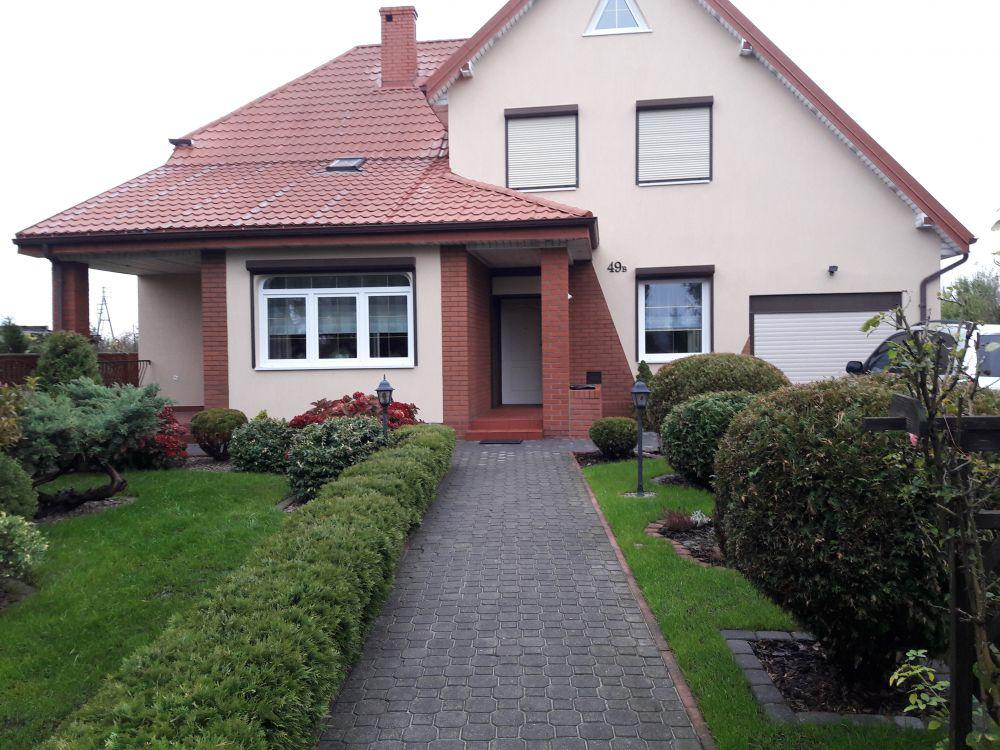 DOM w sąsiedztwie Zalewu Włocławskiego
