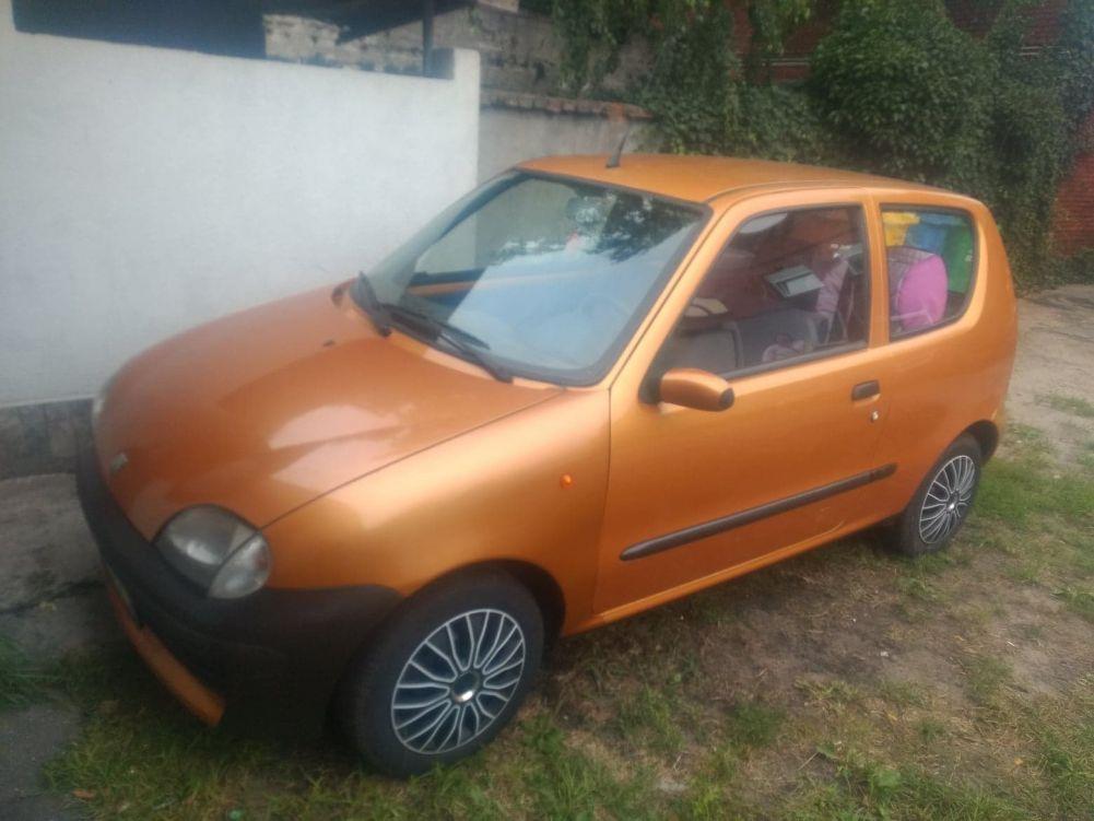 Fiat Seicento 900 Benzyna długie opłaty