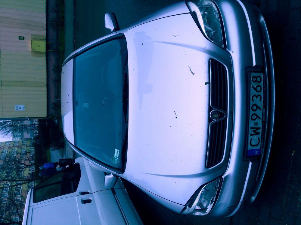 Opel Astra II 1.6 16V