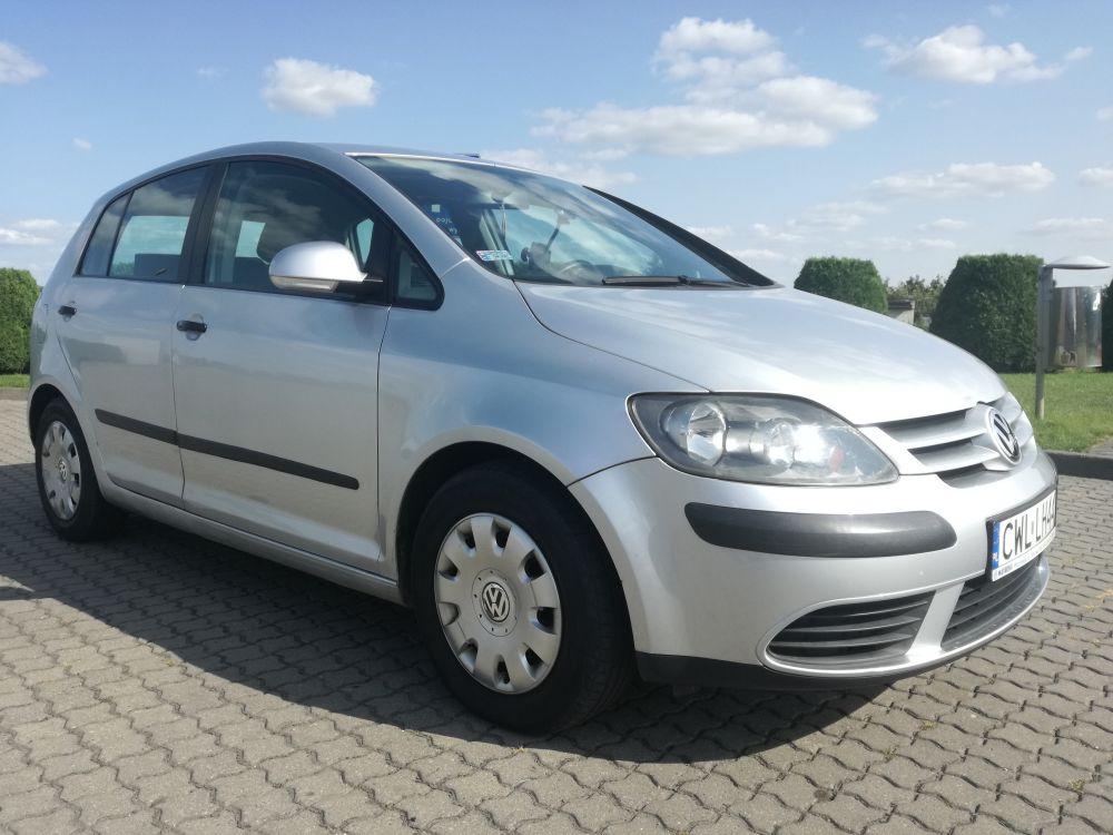 VW GOLF PLUS 1.9 TDI 105 km I właściciel warto.. ZOBACZ!!!
