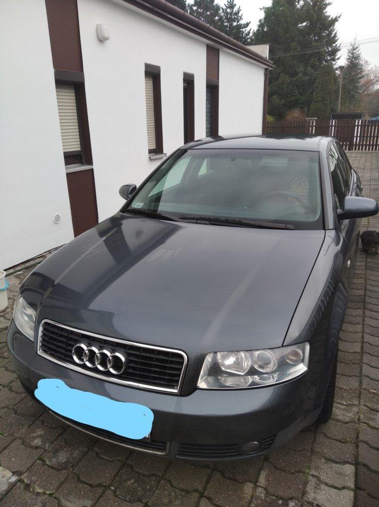 Audi A4 B6 z 2003 r. (po liftingu),