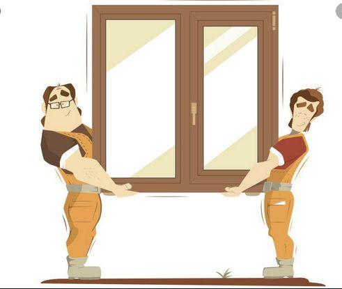 Montażysta okien, drzwi, rolet i bram garażowych.