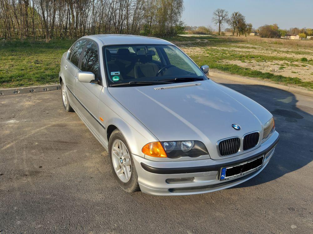 Sprzedam BMW e46 320i 150km bdb stan