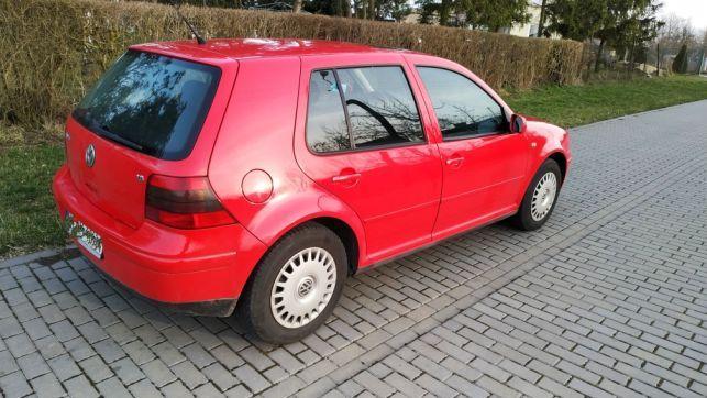 VW Golf 4 1.6 SR 101km LPG Sekwencja 1998r 5 drzwi
