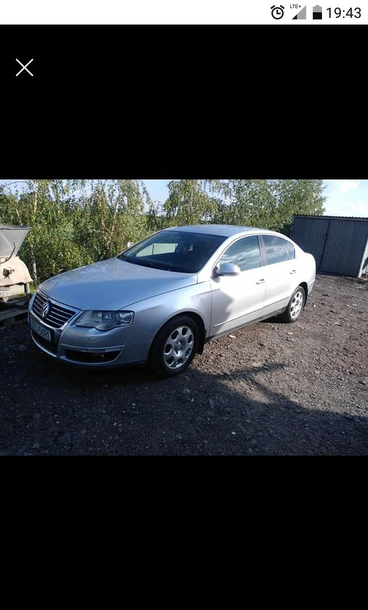 Passat b6 2.0 tdi highline