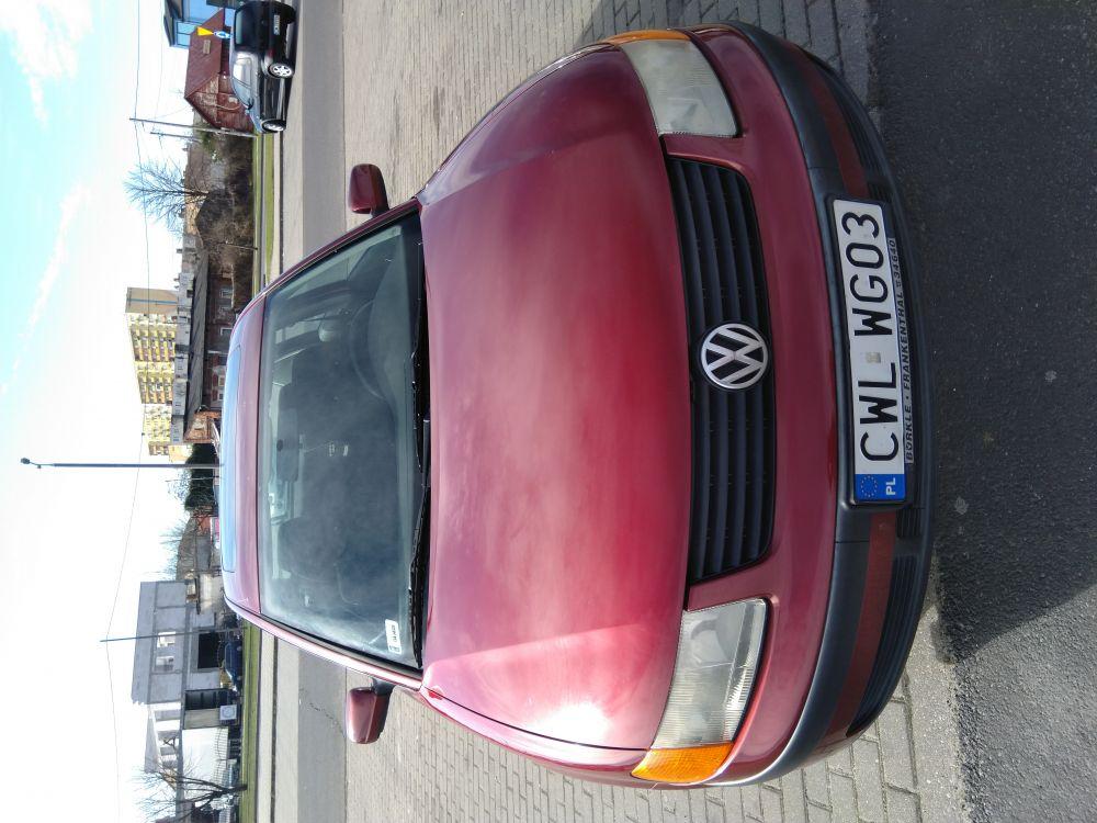 Volkswagen Passat!