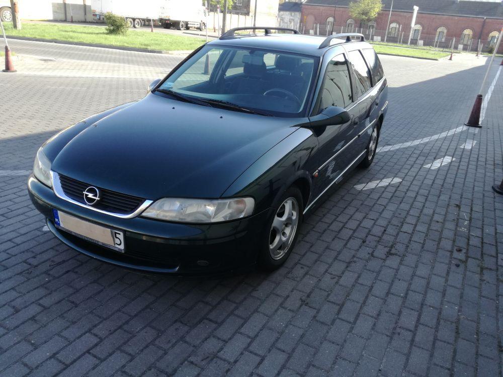 Opel Vectra B Kombi