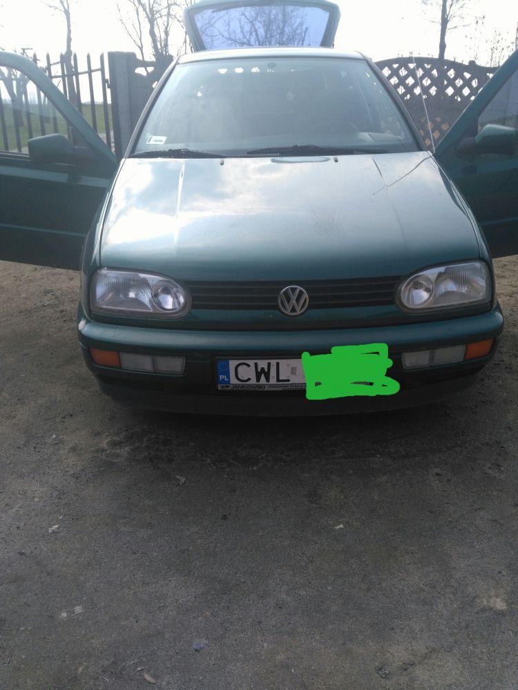 Volkswagen golf 3 1996