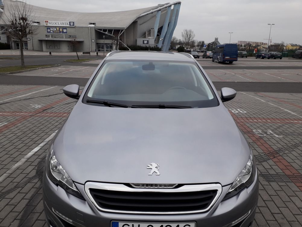 Peugeot 308 T8 1.6 HDi 2017