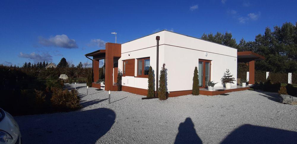 Nowy dom w Wieniec-Zalesie