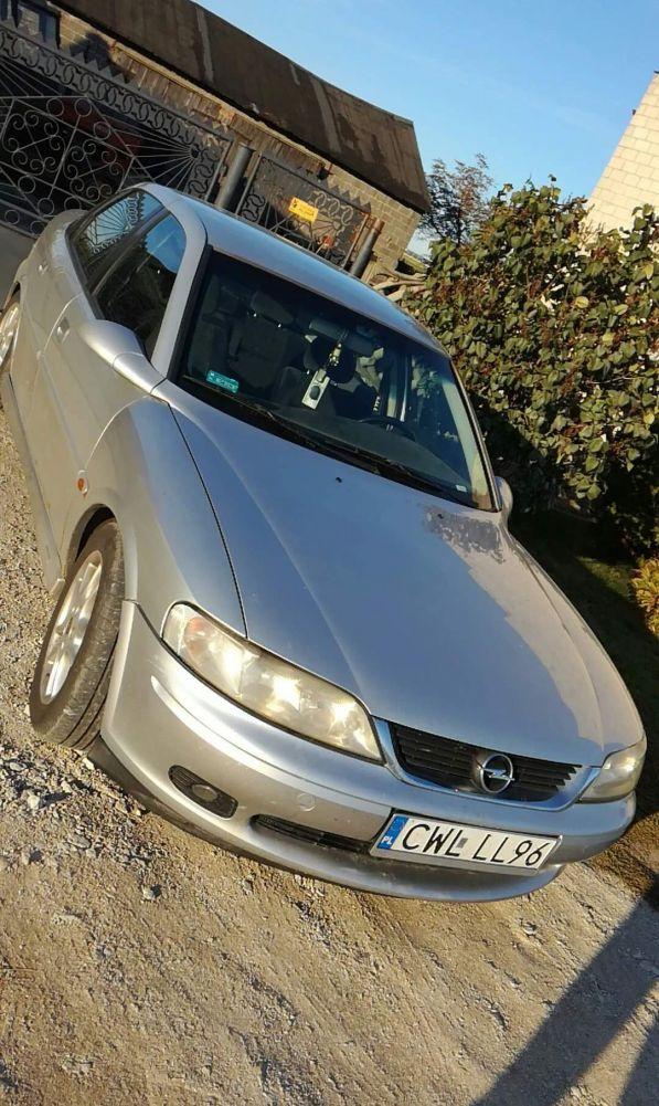 Opel Vectra B polift 2,0 LPG