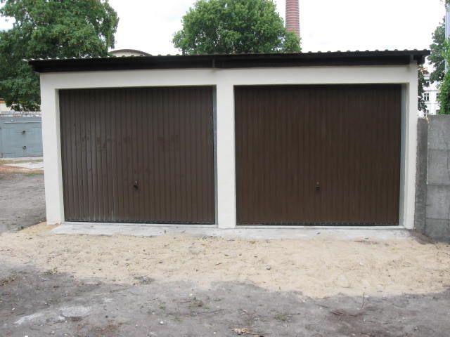 Nowy garaż na oś Zagajewskiego sprzedam
