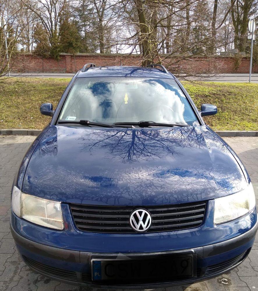 Volkswagen Passat 1.9tdi 2000r.