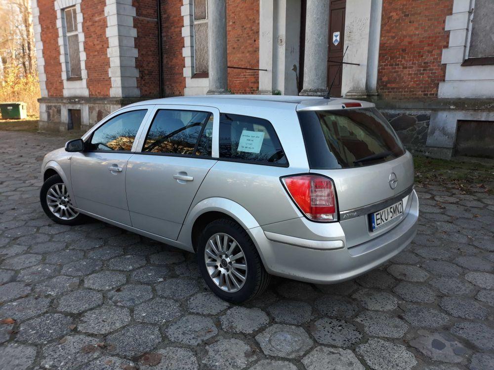 Opel Astra H, bezwypadkowy, zadbany, stan bdb, 6 biegów