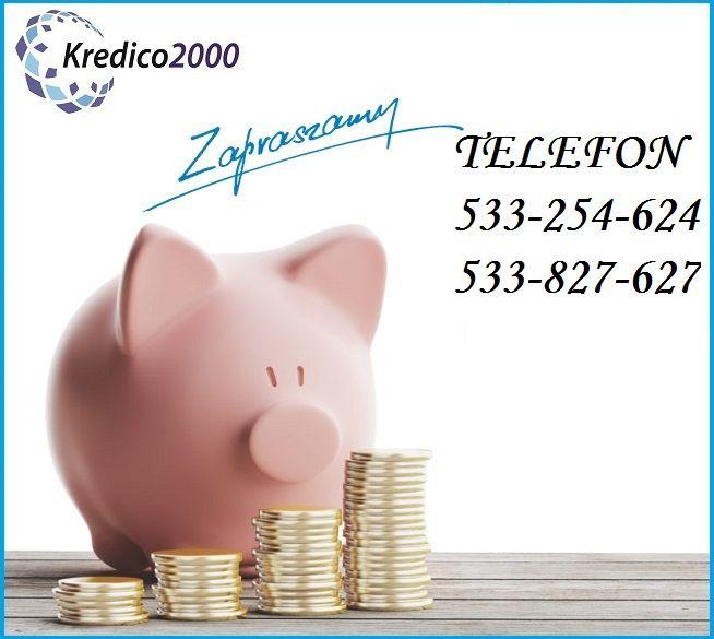 Pożyczka od Kredico2000