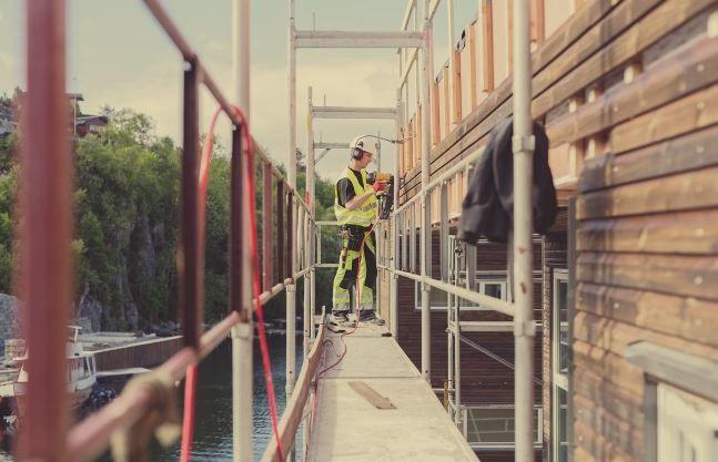 Praca Cieśla Konstrukcyjny-Szwecja-Pilne
