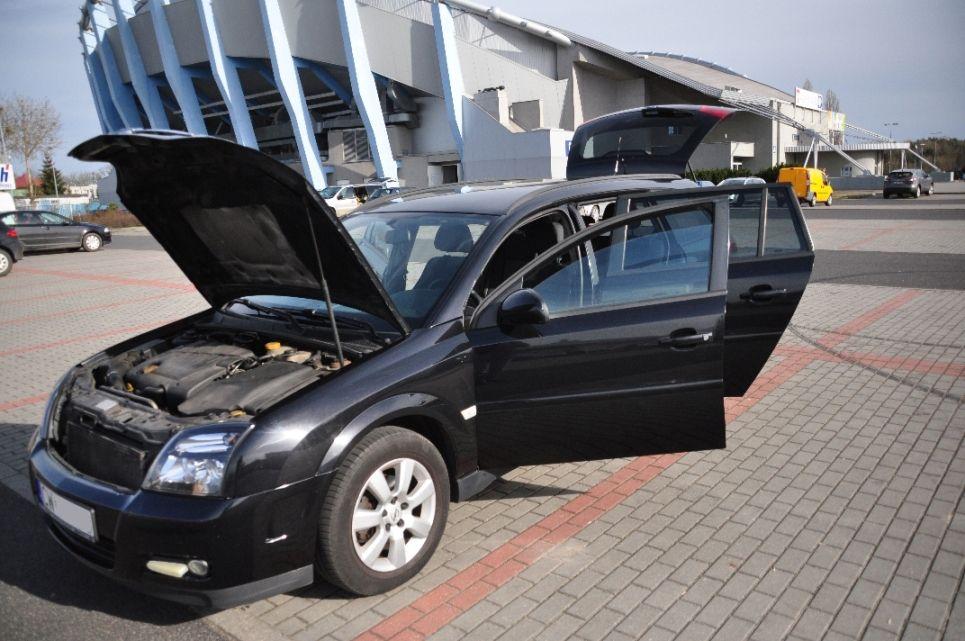 Opel Vectra C Kombi 1,9 CDTI 120 km, navi, hak i wiele innych