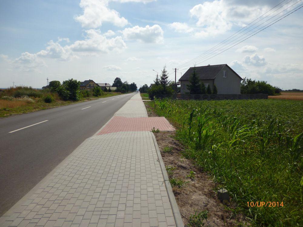 Działka budowlana 948 m2 Probostwo Górne gm. Lubanie