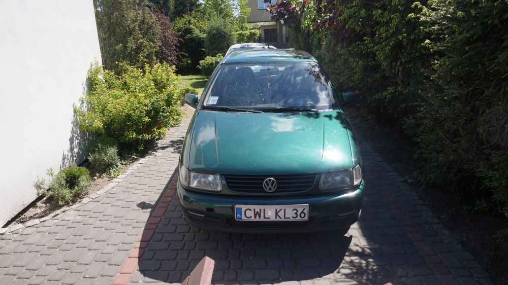 VW Polo 1,4 GAZ