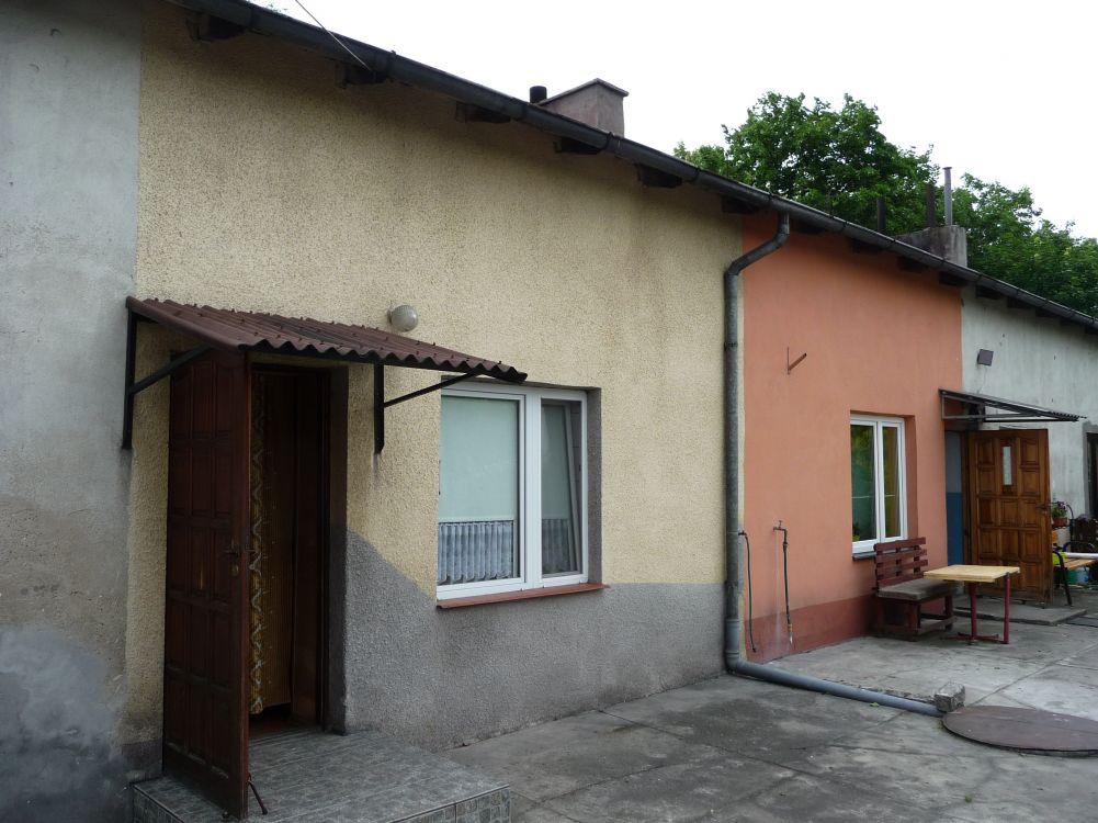 Osięciny - mieszkanie 32,40 m2 z ogródkiem