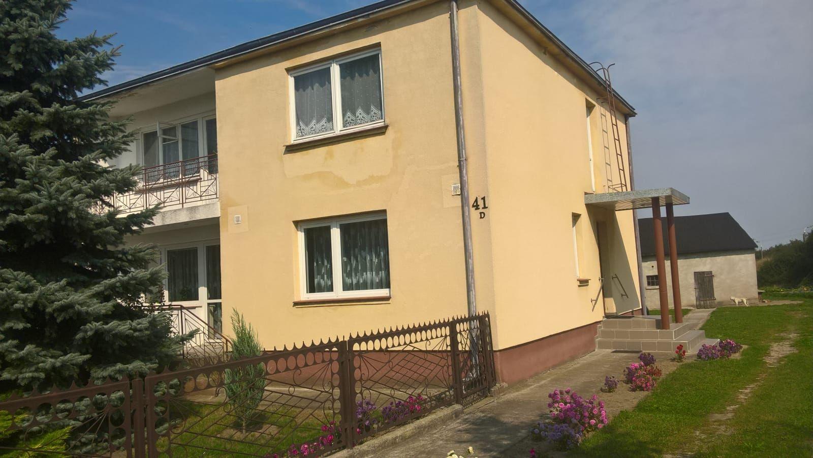 Sprzedam lub zamienię dom w Gołaszewie