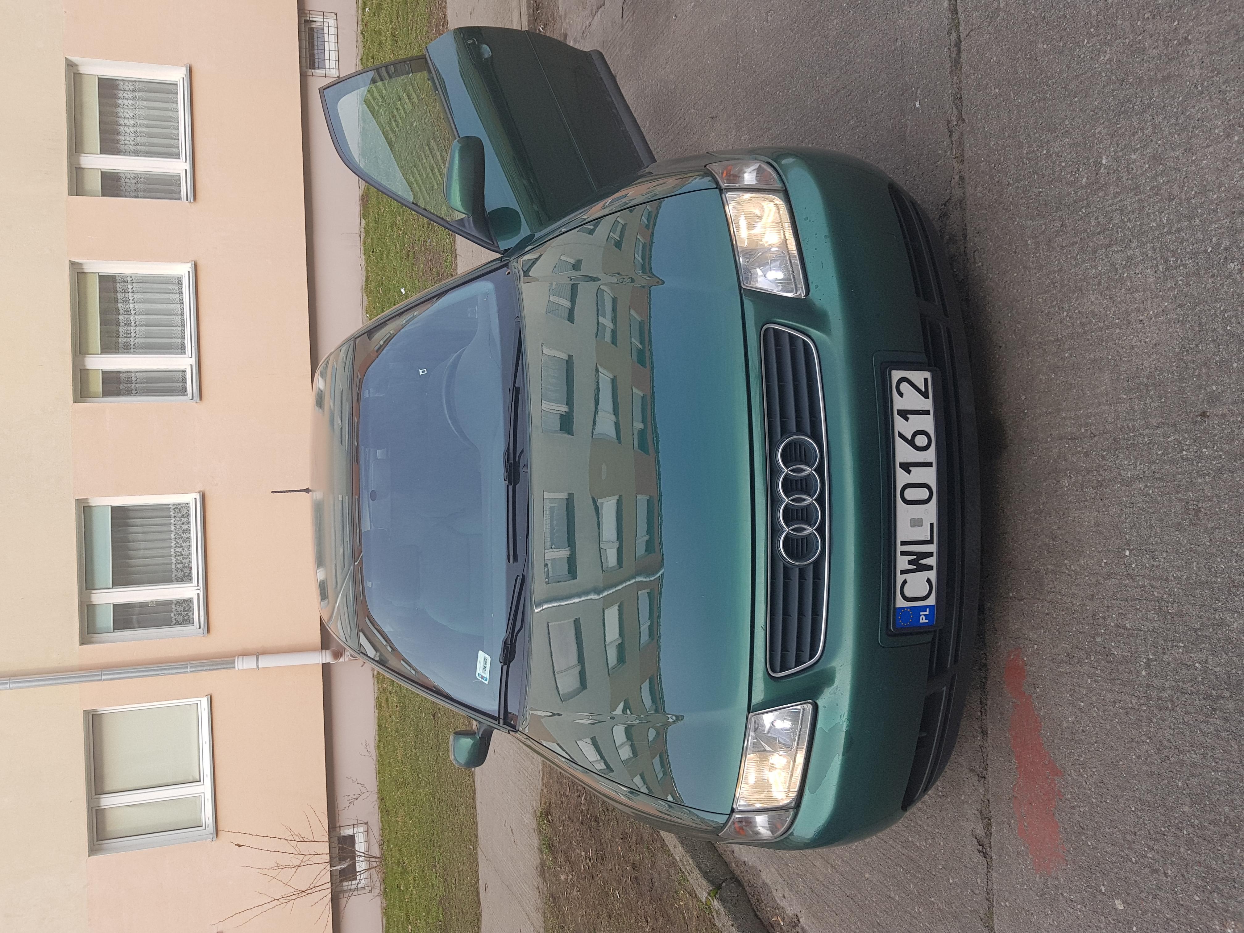 Audi A3 1.6 1998rok