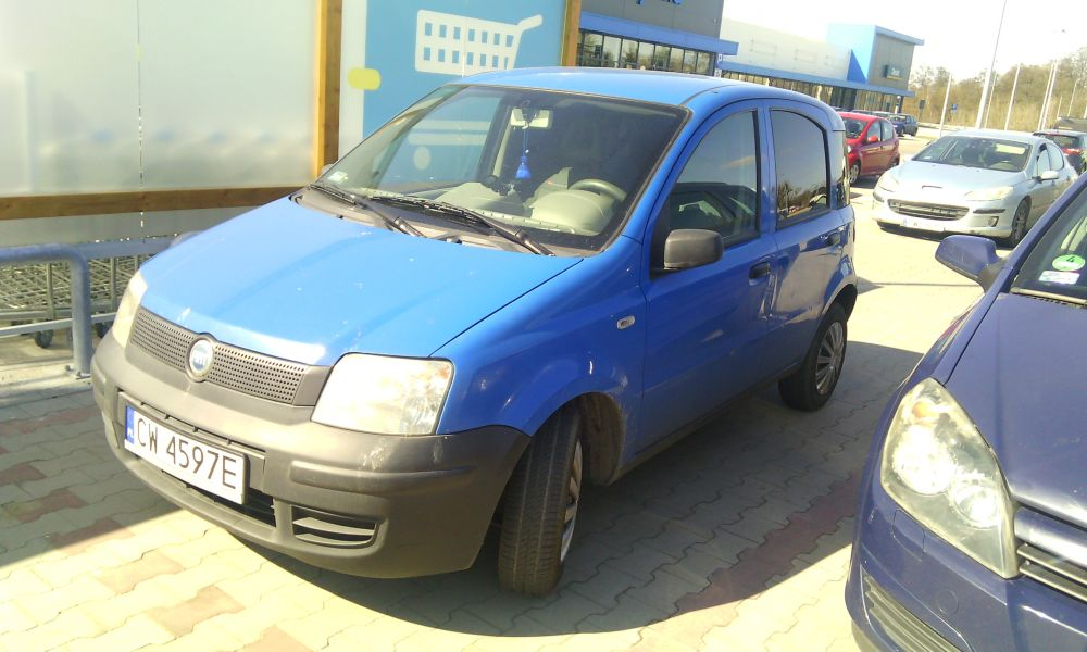 Fiat Panada rok 2006 , poj 1.1