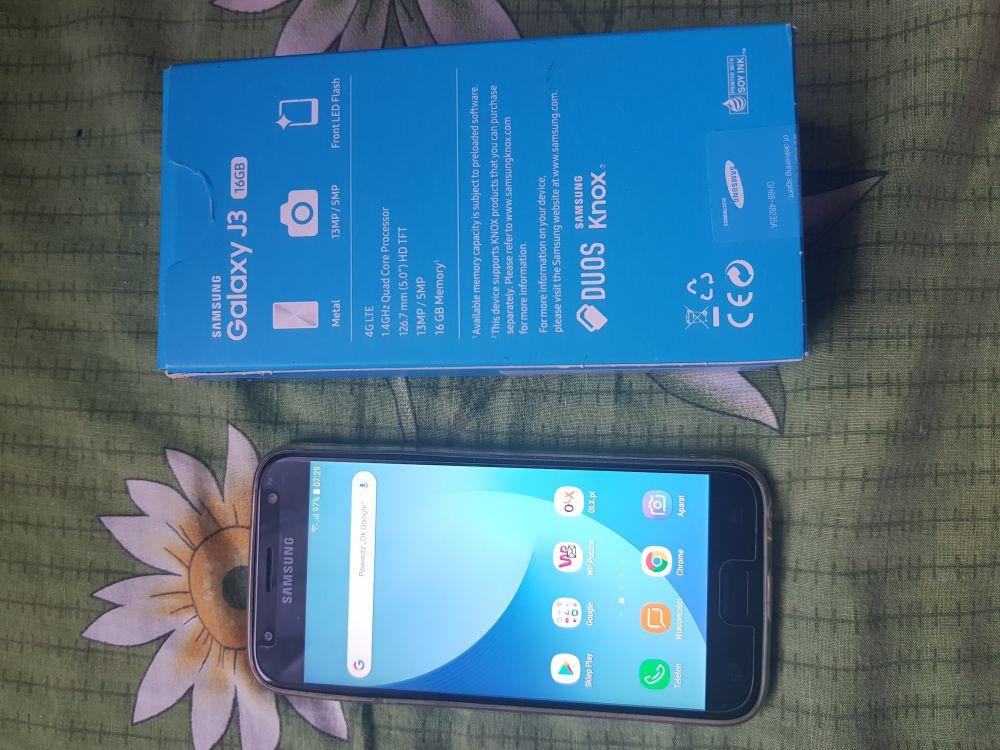 Samsung Galaxy J3 duos zamiana