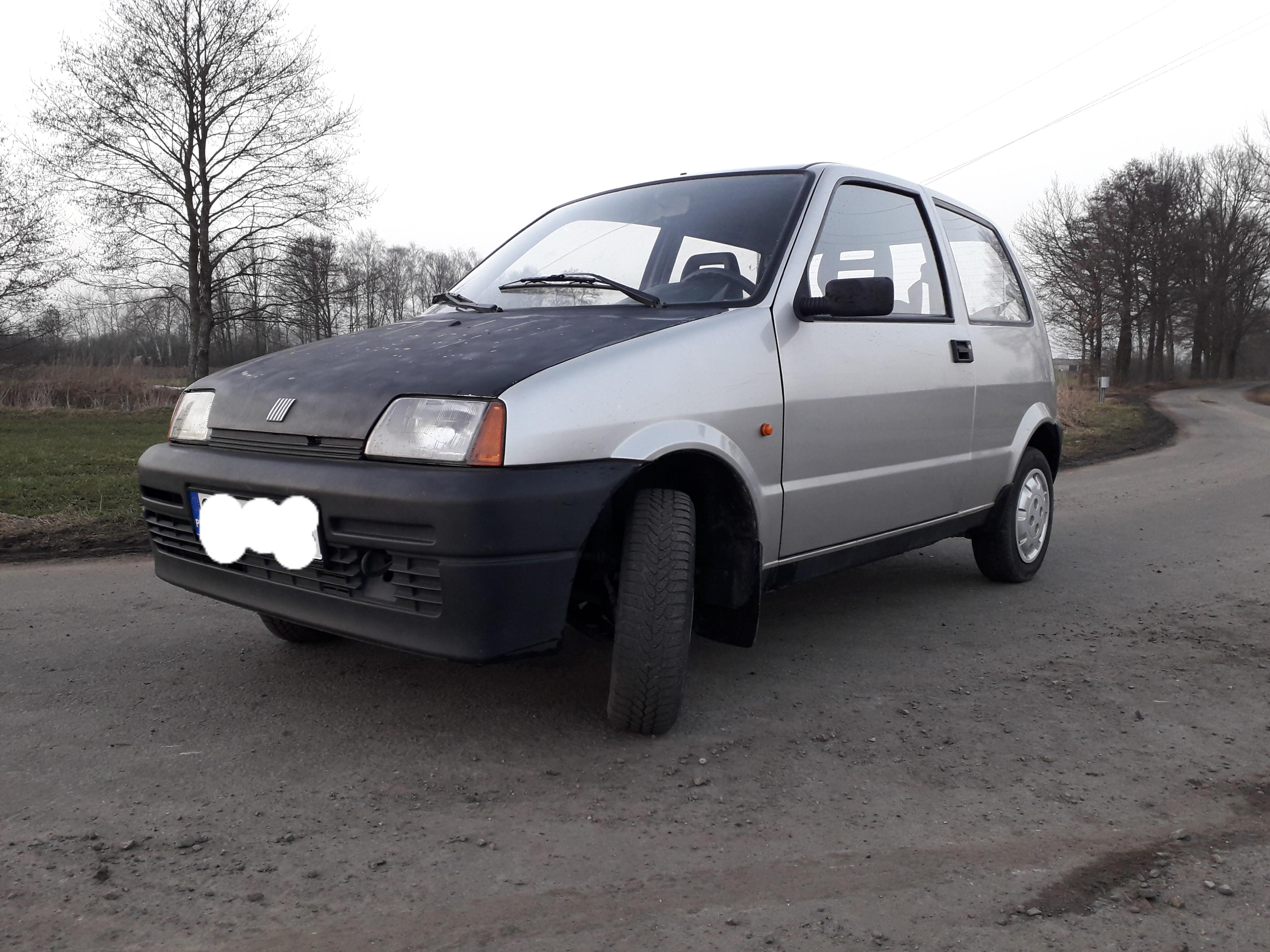Fiat Cinquecento