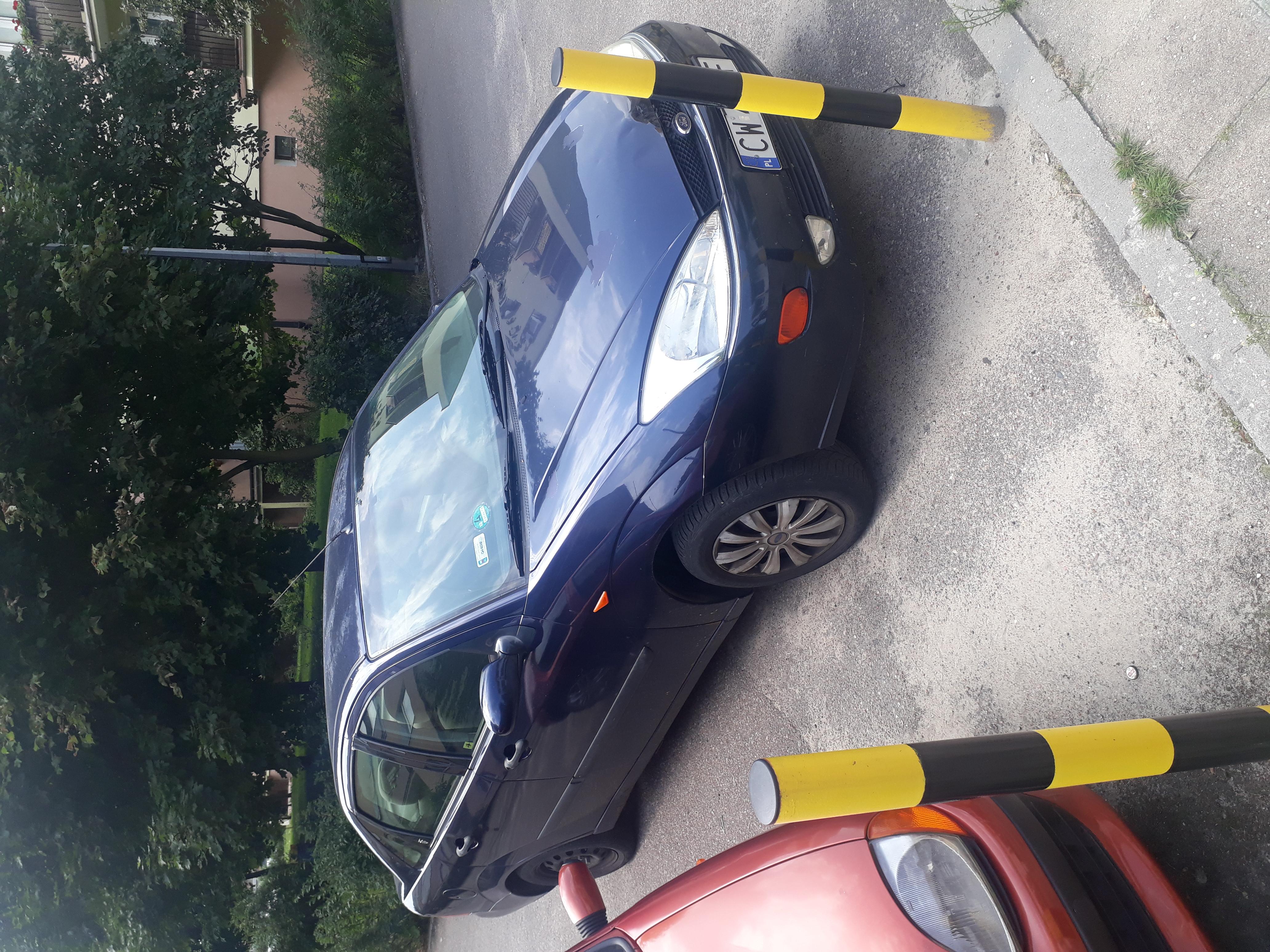 Ford Focus 1.6 GAZ !!!