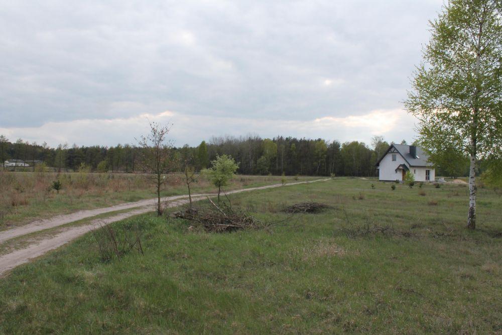 Działka budowlana 1500 m2, 3 km od Włocławka
