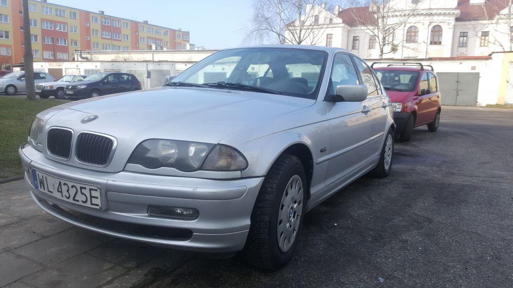 BMW e46 2l r6 150km