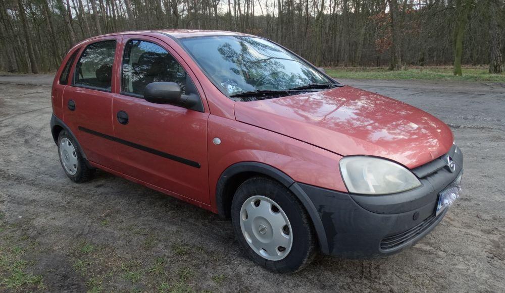 Opel Corsa C 1.0 benzyna