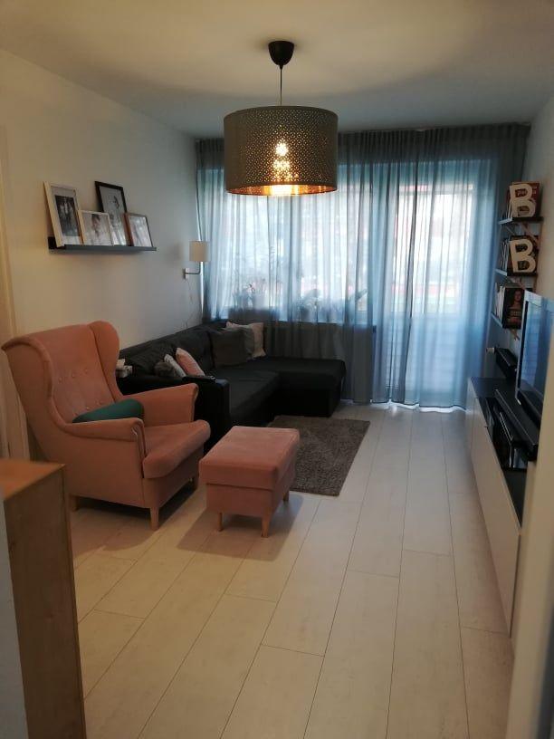 Mieszkanie 57.8 m2 na parterze, Zazamcze