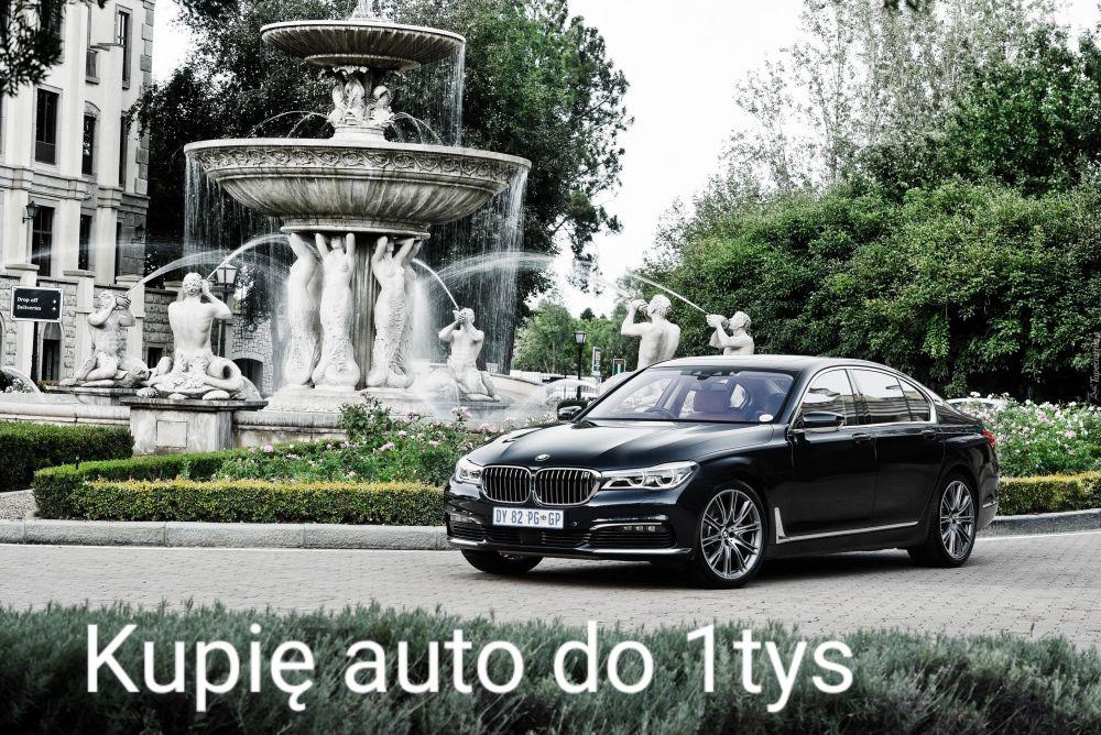 Kupię auto