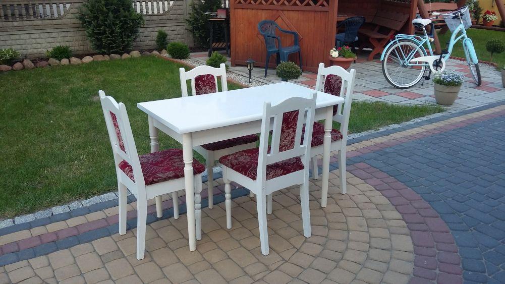 Q4pl Ogłoszenia Sprzedam Stół Kuchenny Z Krzesłami